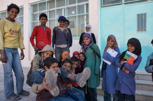 bedouin-children-play-outside-school-photo-by-sherry-ott