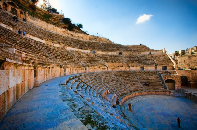 roman-amphitheater-amman-by-sherry-ott
